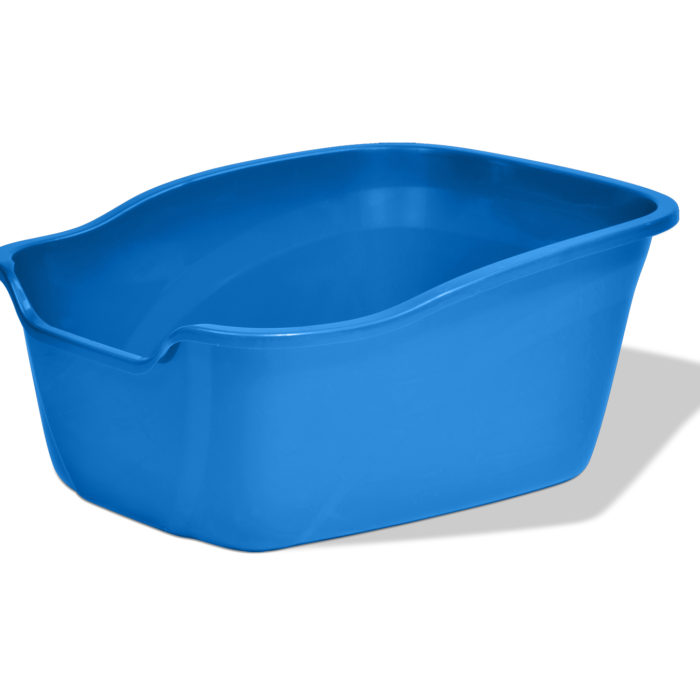 Large High-Sides Cat Litter Pan (product)