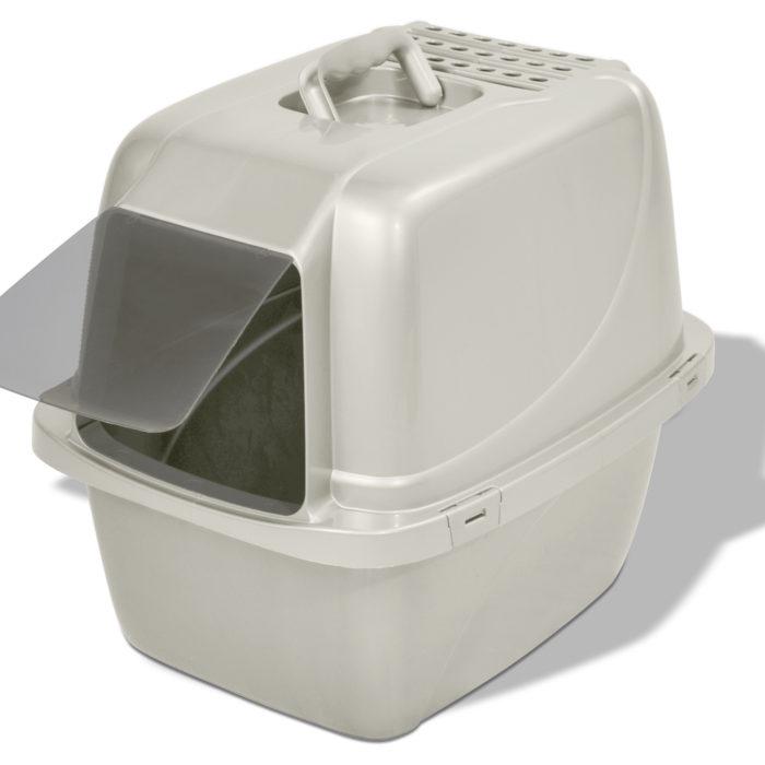 Large Enclosed Cat Pan (product)