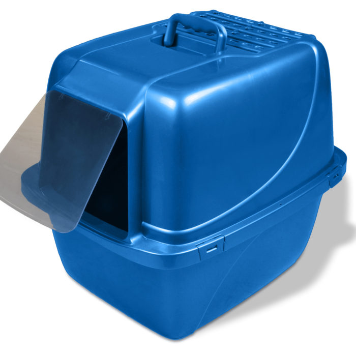 Extra-Large Enclosed Cat Pan (product)
