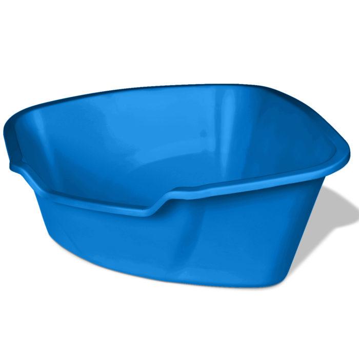 Corner High-Sides Cat Litter Pan (product)