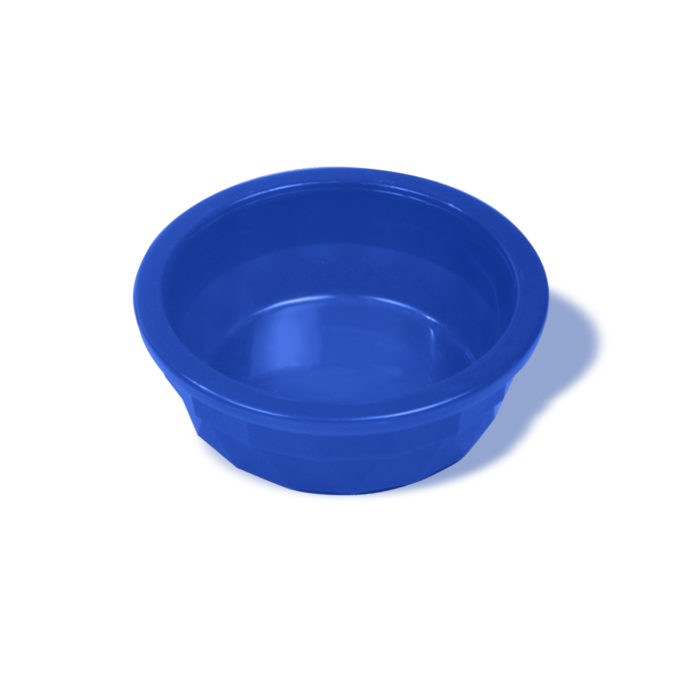 Medium Crock Translucent Heavyweight Dish