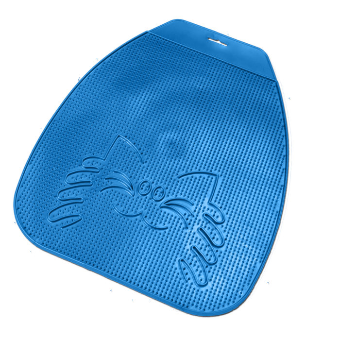 Track-Less Litter Mat (product)