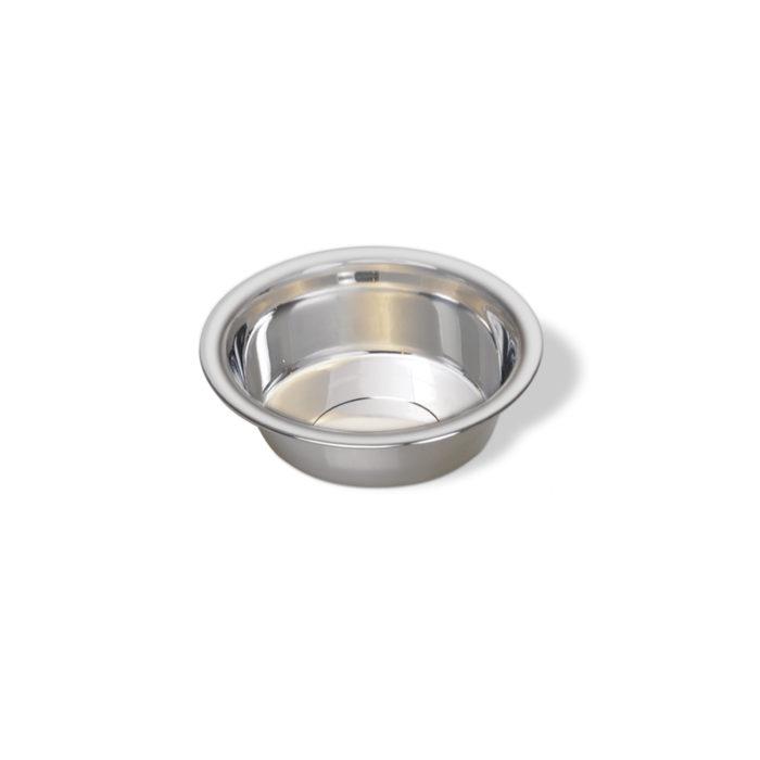Stainless Lightweight Cat Dish